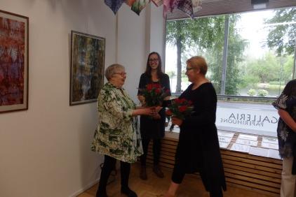 Anna-Maija Bergman, Monica Boucht ja kukittajana Tiina-Katriina Mustonen