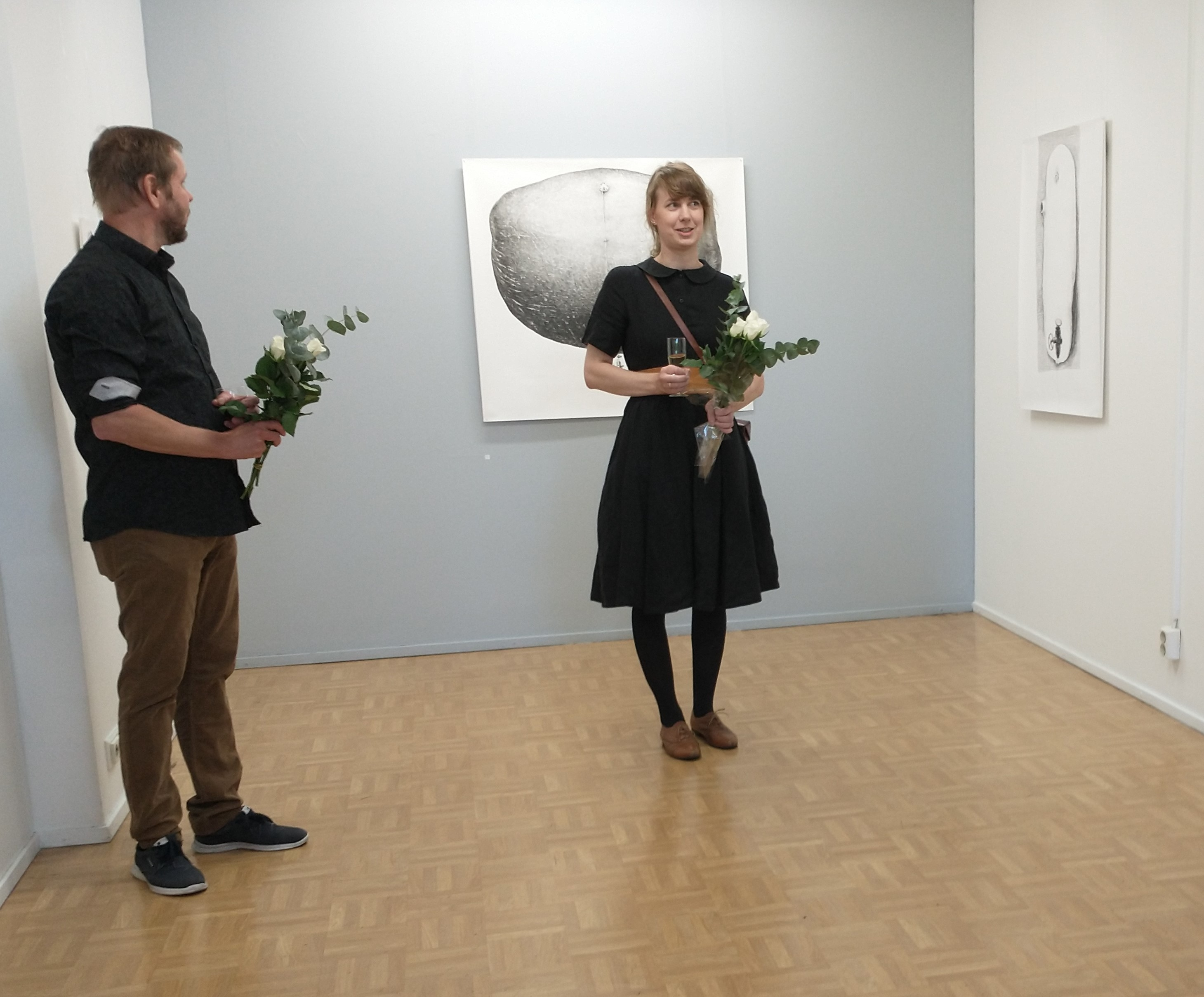 Syyskuun avajaiset galleria ja paja näyttelyt